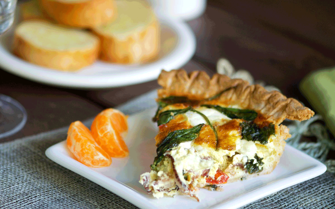 Real-Feta-Quiche-with-Spinach-Bacon-and-Peppadew